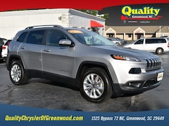 2017 Jeep Cherokee Limited 4x4 Limited  SUV
