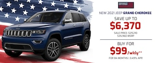 Jeep grand cherokee special