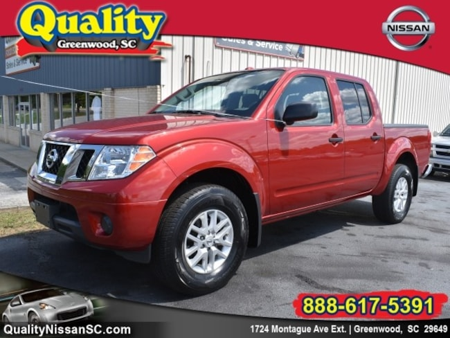 Used 2017 Nissan Frontier SV For Sale | Greenwood SC