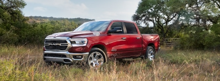 New RAM 1500 Greenwood, SC