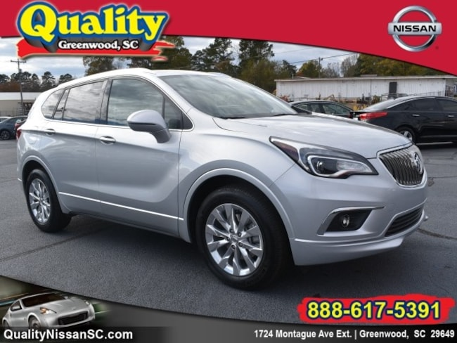 Used 2017 Buick Envision Essence Essence  Crossover Greenwood, SC