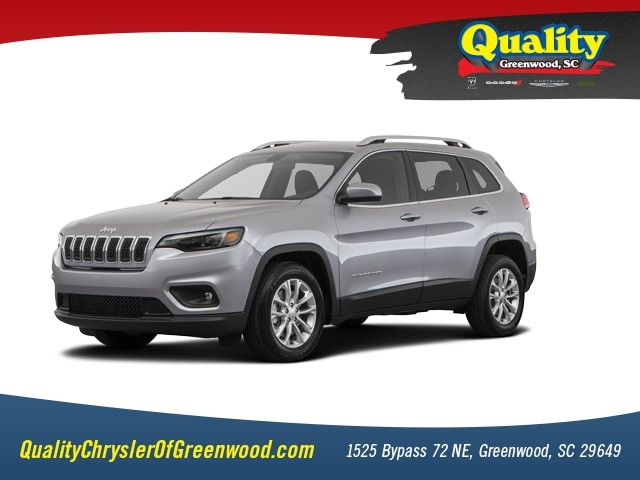 New 2019 Jeep Cherokee Latitude Fwd For Sale In Greenwood Sc Vin