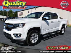 2016 Chevrolet Colorado LT 4x2 LT  Crew Cab 5 ft. SB