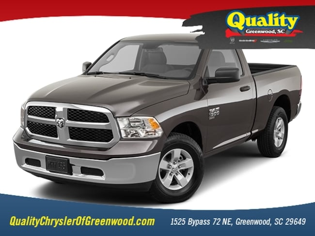 New 2019 Ram 1500 CLASSIC TRADESMAN REGULAR CAB 4X2 6'4 BOX Regular Cab Greenwood, SC