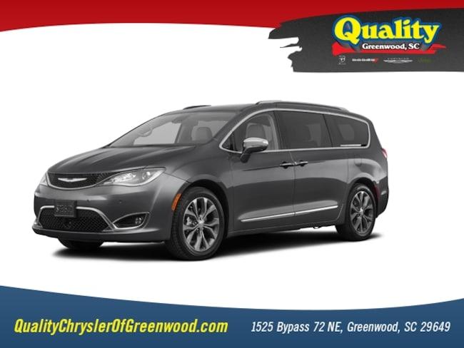 New 2019 Chrysler Pacifica TOURING PLUS Passenger Van Greenwood, SC