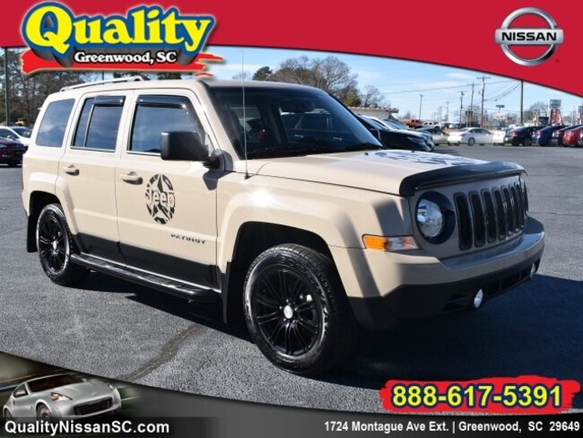 Used 2016 Jeep Patriot Sport Sport  SUV Greenwood, SC