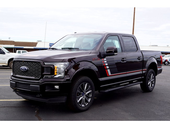 2018 Ford F-150 Lariat 4x4 Lariat  SuperCrew 5.5 ft. SB