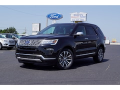 2018 Ford Explorer Platinum AWD Platinum  SUV