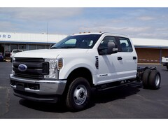2019 Ford F-350 Chassis XL 4x4 XL  Crew Cab 179 in. WB DRW Chassis