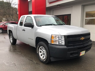 Used 2012 Chevrolet Silverado 1500 Work Truck Truck Extended Cab in South Burlington, VT