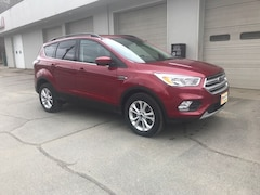 Used 2018 Ford Escape For Sale in St. Johnsbury