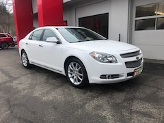 Used 2012 Chevrolet Malibu For Sale in St. Johnsbury