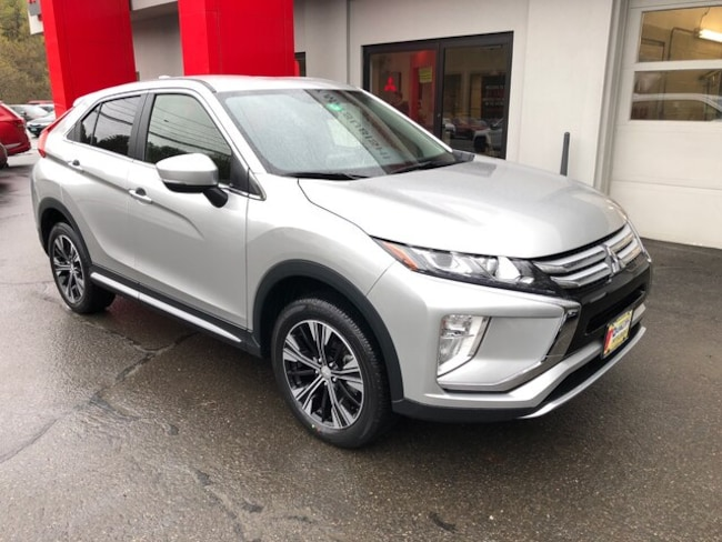 New 2019 Mitsubishi Eclipse Cross 1.5 SE CUV St. Johnsbury, VT