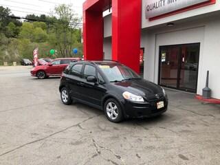 2012 Suzuki SX4 Premium AWD Hatchback