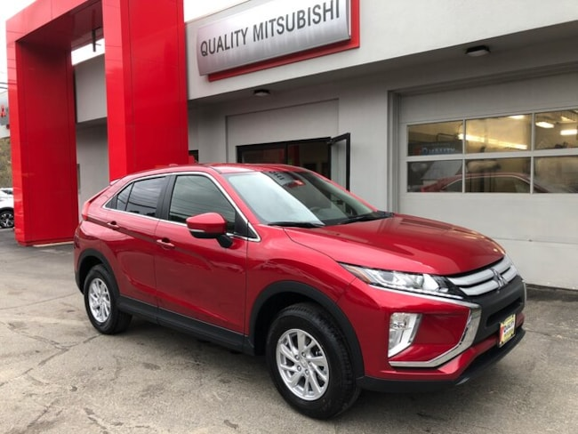 New 2019 Mitsubishi Eclipse Cross 1.5 ES CUV St. Johnsbury, VT