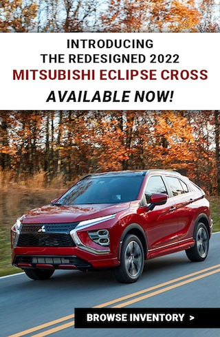 2022 Eclipse Cross Available Now