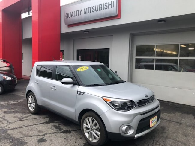 Used 2018 Kia Soul + Hatchback St. Johnsbury, VT