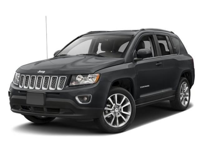 Used 2016 Jeep Compass Latitude 4x4 SUV St. Johnsbury, VT