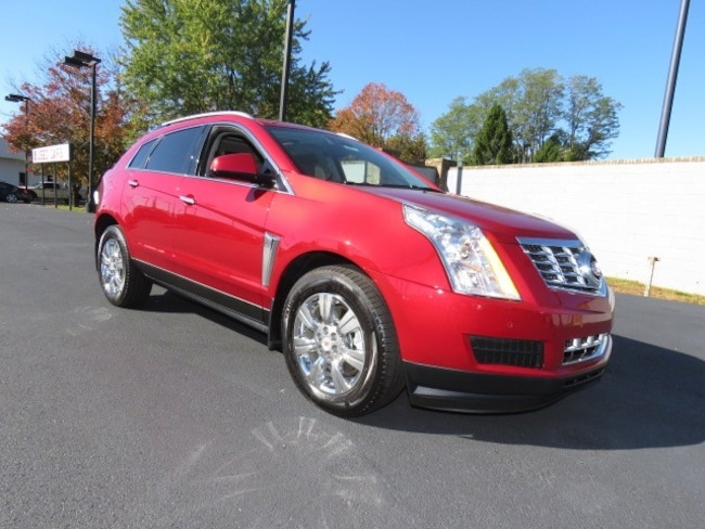 New 2015 Cadillac Srx For Sale At Quantrell Auto Group Vin