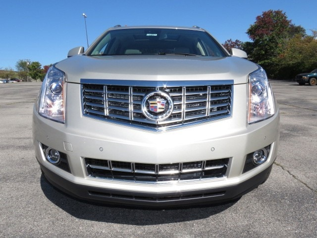 New 2016 Cadillac SRX For Sale at Quantrell Auto Group | VIN