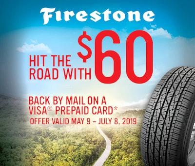 Firestone Tire Rebate