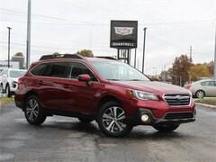 Used 2018 Subaru Outback 2.5i Limited All-wheel Drive S181044P Lexington, KY