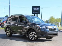Certified 2019 Subaru Forester Premium All-wheel Drive S190426P in Lexington, KY