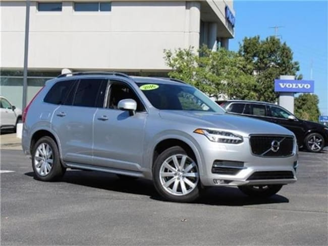 used 2016 volvo xc90 t6 momentum all-wheel drive for sale in