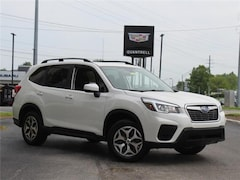 Certified 2019 Subaru Forester Premium All-wheel Drive S190424P in Lexington, KY