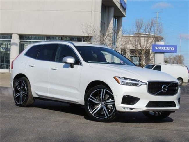New 2019 Volvo XC60 T6 R-Design SUV For Sale/Lease Lexington, KY