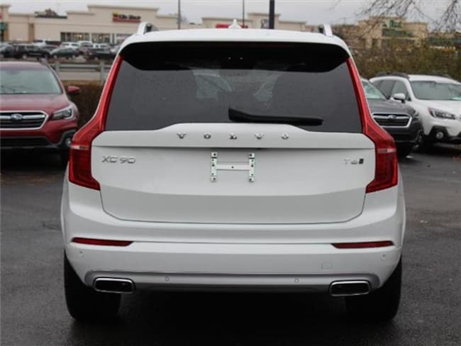New 2019 Volvo XC90 For Sale at Quantrell Auto Group | VIN