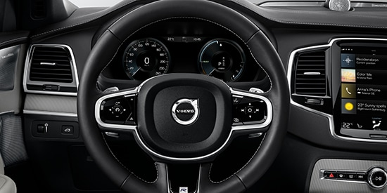2019 Volvo XC90 Technology