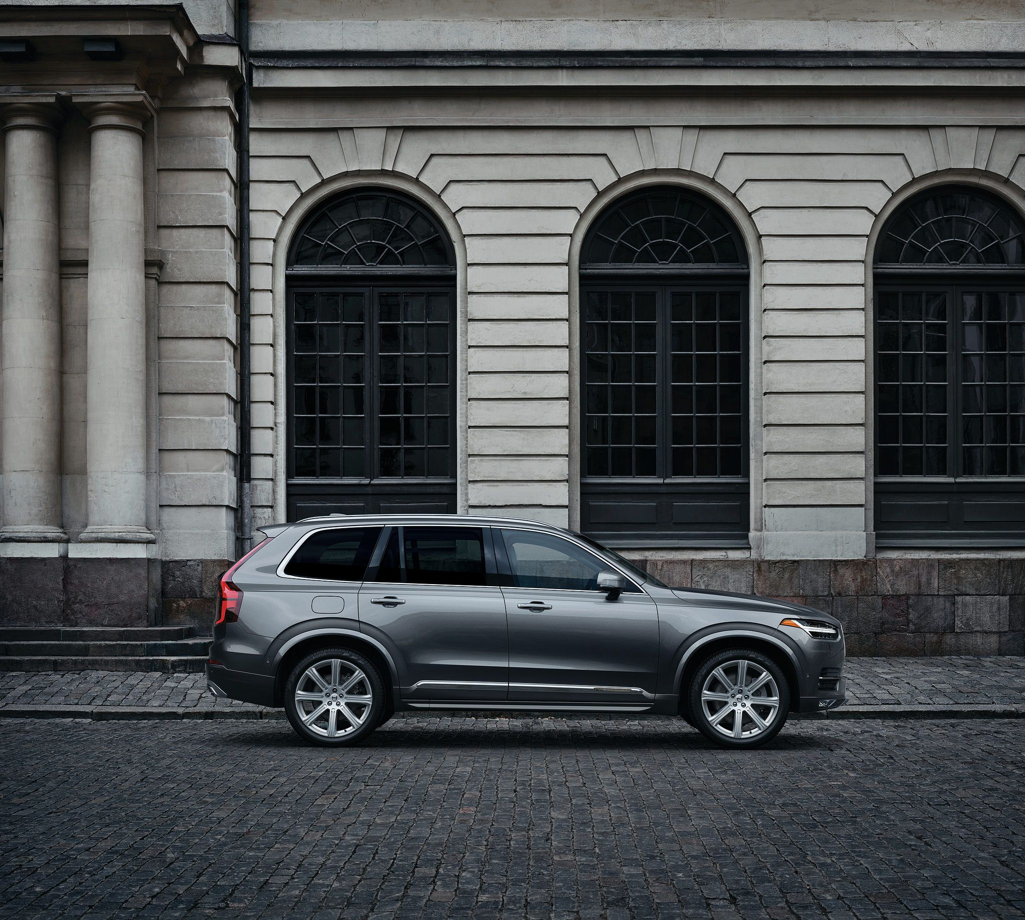 2018 Volvo XC90 Technology Spotlight
