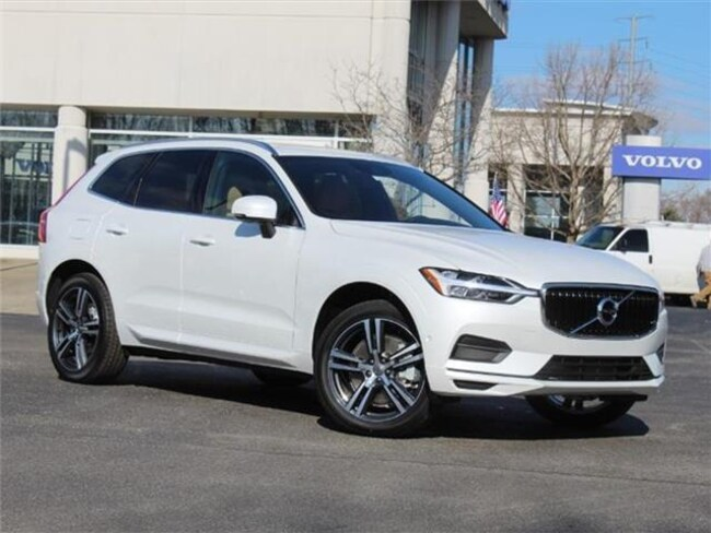 New 2019 Volvo XC60 T6 Momentum SUV For Sale/Lease Lexington, KY