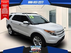 2015 Ford Explorer Limited 4WD  Limited