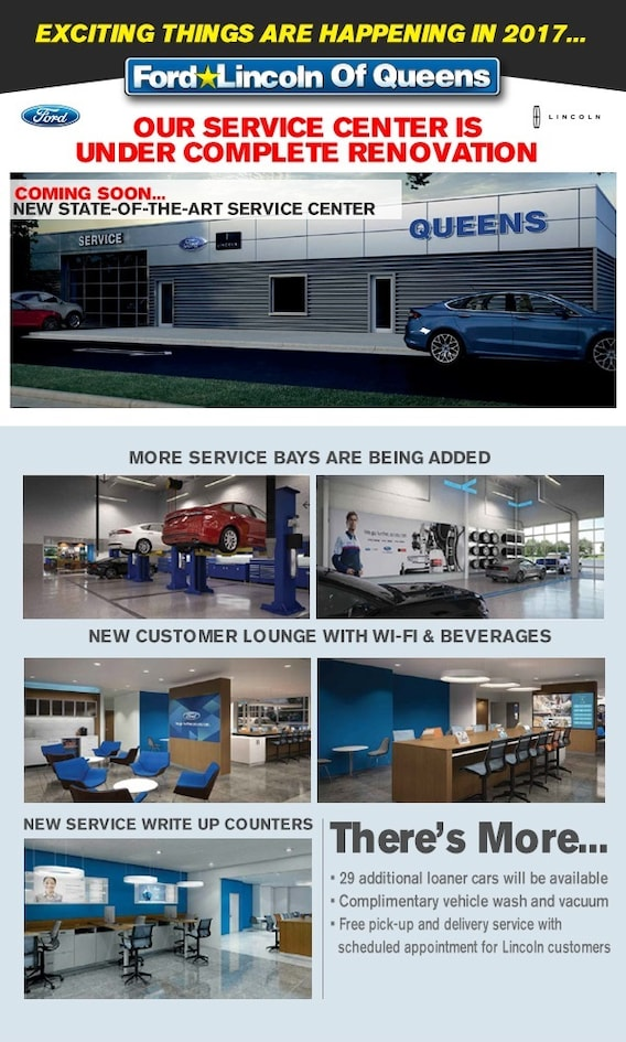 Lincoln of Queens Service Center in Queens NY | Lincoln of