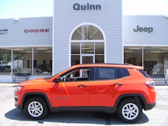 New 2018 Jeep Compass SPORT FWD Sport Utility in Gloucester