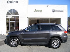 New 2016 Jeep Grand Cherokee Limited 4x4 SUV in Gloucester