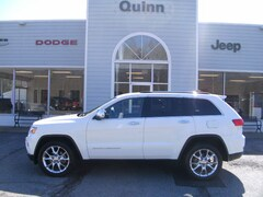 New 2015 Jeep Grand Cherokee Limited 4x4 SUV in Gloucester