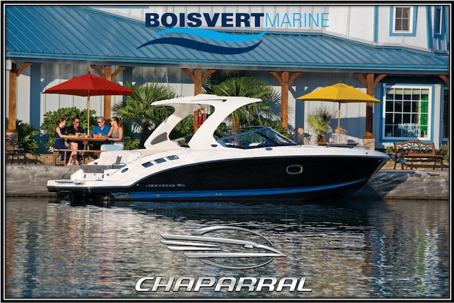 2018 CHAPARRAL 30 SSX 307 SPORT BOAT