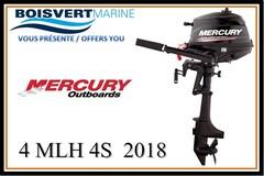 2018 MERCURY 4 MH 4S