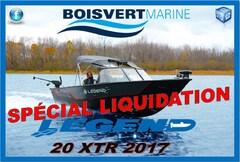 2017 Legend Boats 20 XTR 20 (NEUF)  $ SPÉCIAL LIQUIDATION $