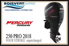 2018 MERCURY 250 PRO (FOUR STROKE Supercharged)