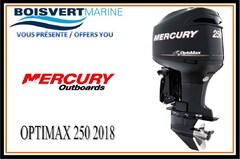2018 MERCURY OPTIMAX 250