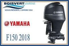 2018 YAMAHA F150 PROPULSION PAR JET