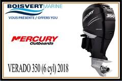2018 MERCURY VERADO 350 (6 Cylindres)