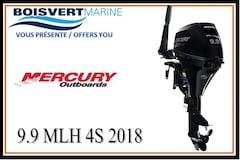 2018 MERCURY 9.9 MLH 4S -