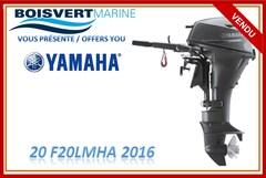 2016 YAMAHA 020 F20LMHA NEUF