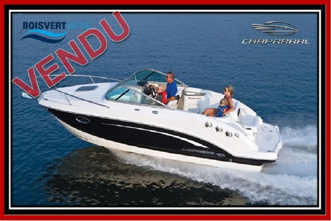 2017 CHAPARRAL 22' 225 SSI -