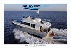 2018 BENETEAU SWIFT TRAWLER 44